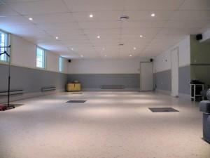 Salle de cours disponible en location